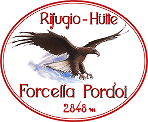 Rifugio Forcella Pordoi – 2848m